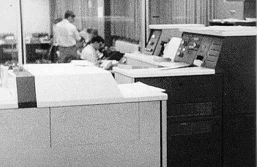 The UNIVAC 1004 reader/printer/punch